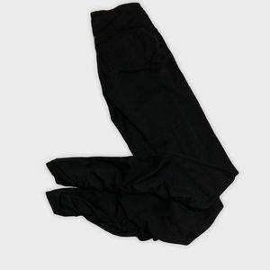 🔴 Yogipace • Black Rouched Leggings